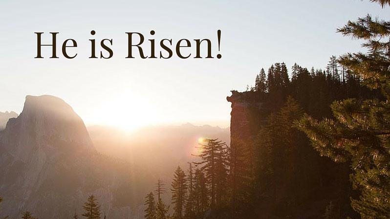 He is Risen! 4